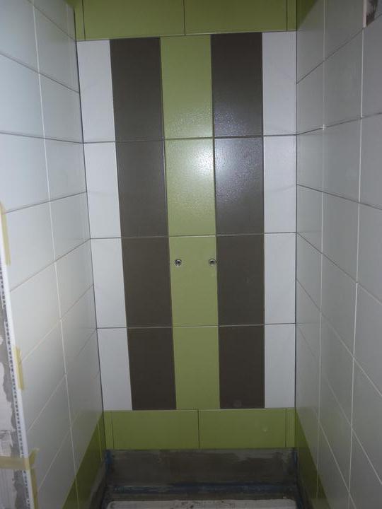 Náš domec - sprchový kút