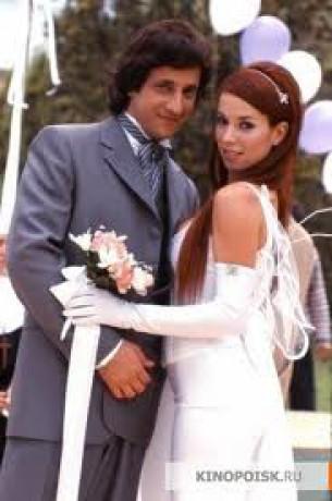 Svatby z filmů :) - Bobby a LIna také z Divokého anděla