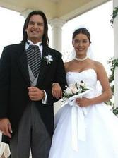 Divoká kočka » Rosaura a Luis Mario svatba v kostele
