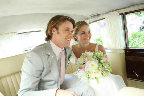 Svatby z filmů :) - Dr.House - Svatba Chase a Cameron
