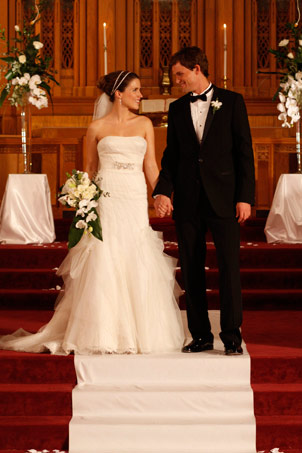 Svatby z filmů :) - OTH