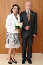 svatba v seriálu Zázraky života