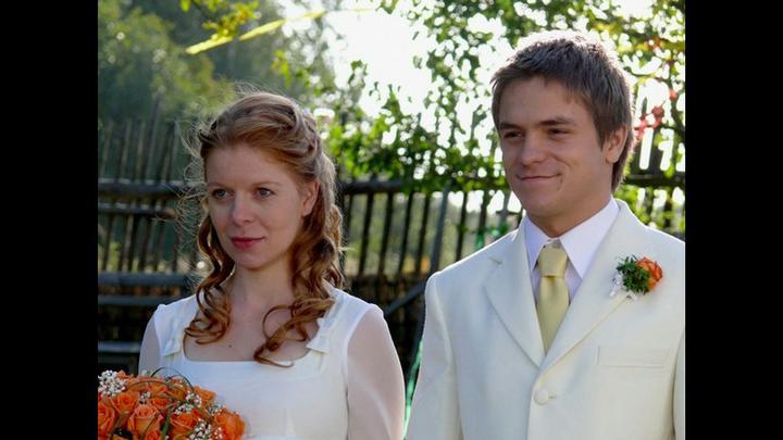 Svatby z filmů :) - Taková normální rodinka