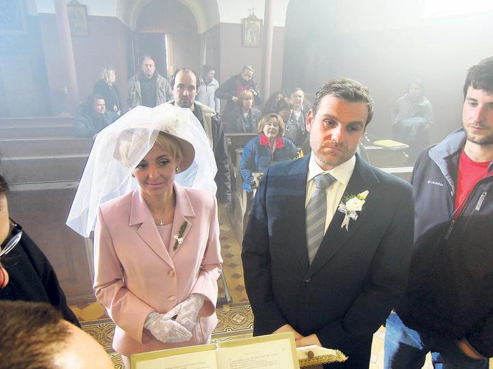 Svatby z filmů :) - seriál Vyprávěj