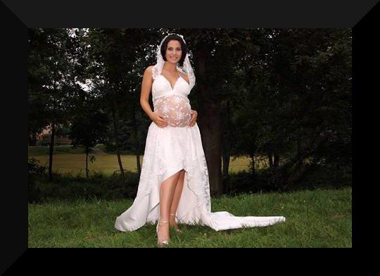 Svatby českých a slovenských osobností - Eva Aichmajerová & René Decastelo- 22.srpna 2009
