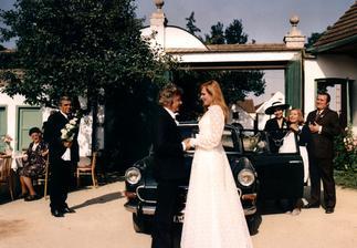 To byla svatba, strýčku