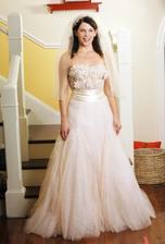 Gilmorova děvčata - tahle svatba se mam pocit ani nekonala :)