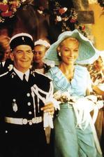 četník se žení (nevím jestli to byla jenom jedna svatba v tomto filmu :()