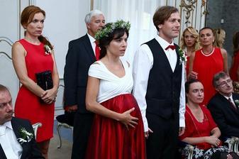 Svatby v Benátkách - doktorka Míša Krátká a Šimon Hybš (21.díl)