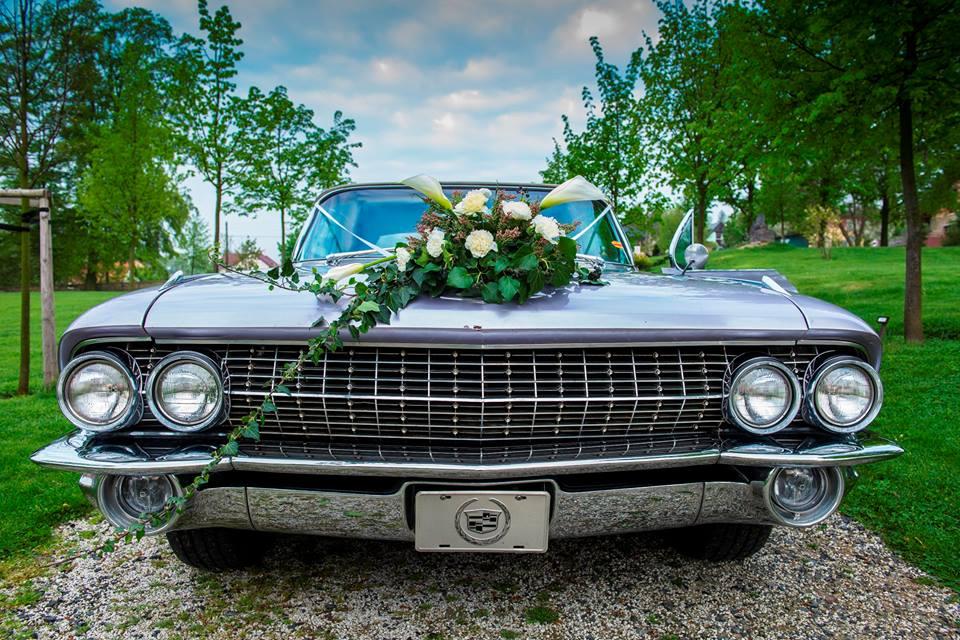 Svatby z filmů :) - Ordinace v růžové zahradě 2 (Babeta - auto)