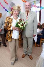 Svatbách v Benátkách (27.díl) pan Rada v Domově důchodců