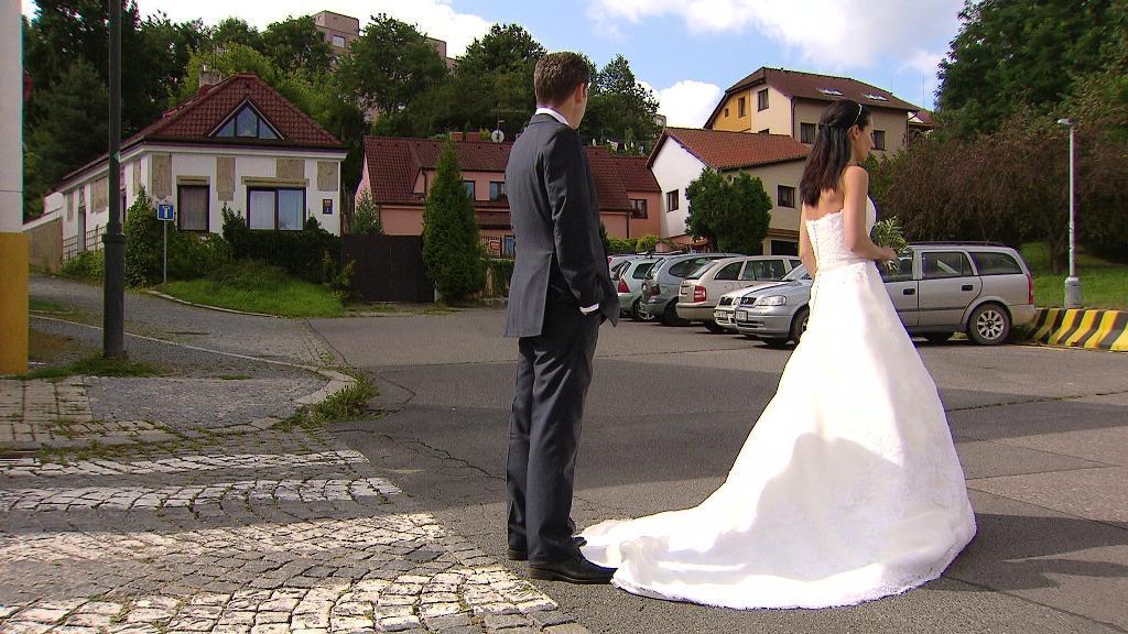 Svatby z filmů :) - Obrázek č. 36