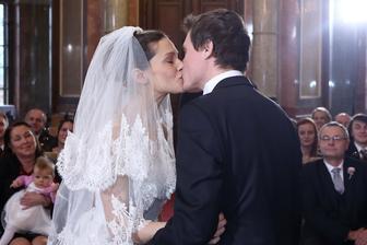 Svatby v Benátkách - Anna Mazaná + Hynek Liška (50,díl)