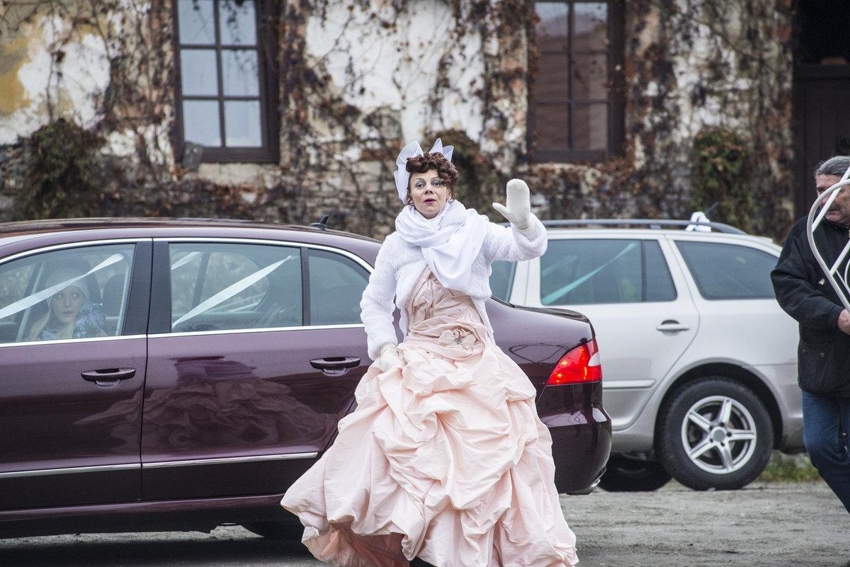 Svatby z filmů :) - Obrázek č. 40