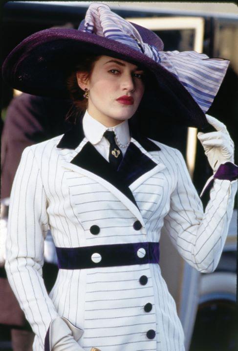 Krásné šatičky z filmu a pohádky - Titanic