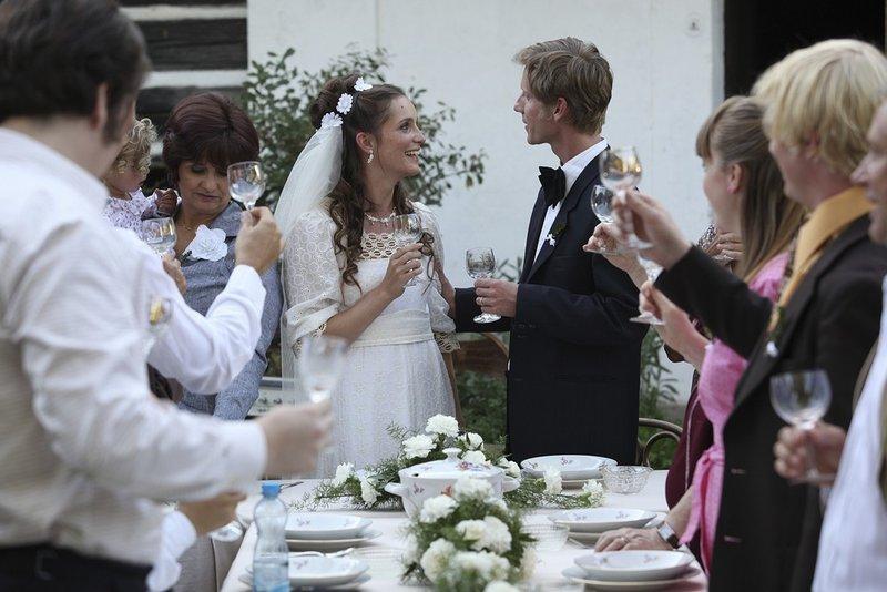 Svatby z filmů :) - Obrázek č. 56