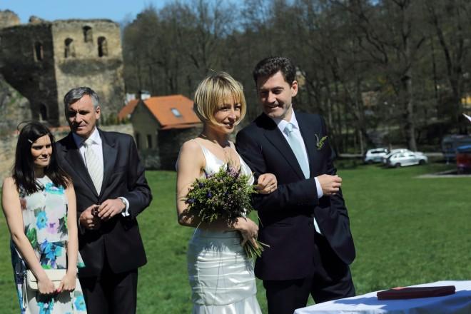 Svatby z filmů :) - Obrázek č. 42