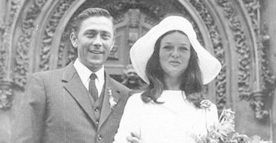 Svatby českých a slovenských osobností - Petr Kostka a Carmen Mayerová