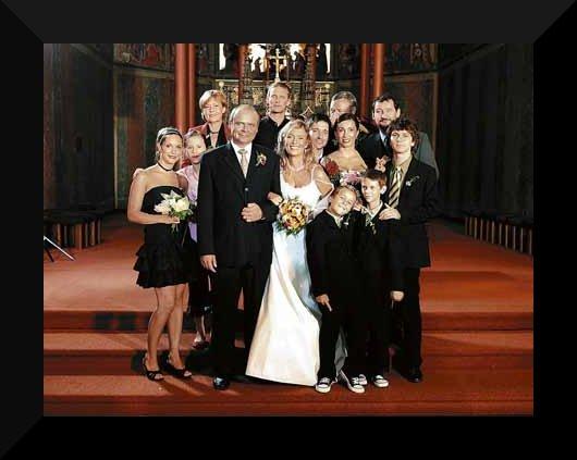 Svatby z filmů :) - Horákovi