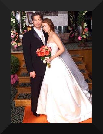 Svatby z filmů :) - Will a Grace