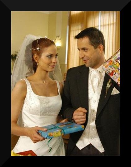 Svatby z filmů :) - Rodinná pouta