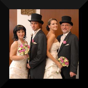 Svatby z filmů :) - Velmi křehké vztahy
