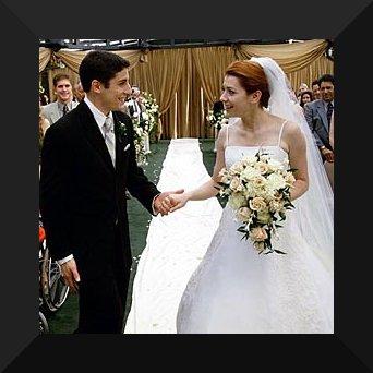Svatby z filmů :) - Prci Prci Prcičky