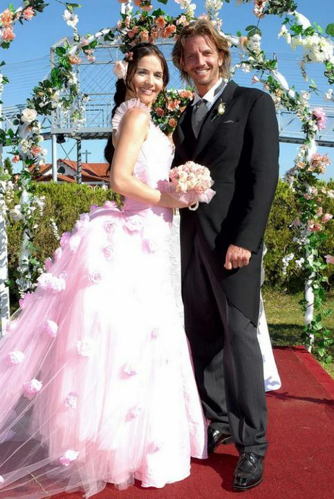 Svatby z filmů :) - tevenovela Jsi můj život