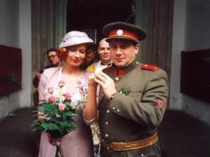 Manželství Karla Arazíma a Ludmily Horké