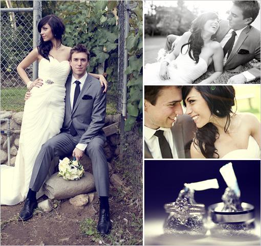 Black & White Weddings - Obrázok č. 28