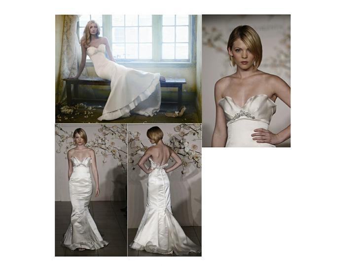 Inspiracie - svadobne saty - Alvina Valenta - style 9900 - zaujimavy top pre rozmarnu letnu svadbicku - volaniky idu zase do mody