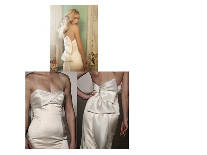 Inspiracie - svadobne saty - Alvina Valenta - style 99055 - zadna cast je vyslovene zvodna