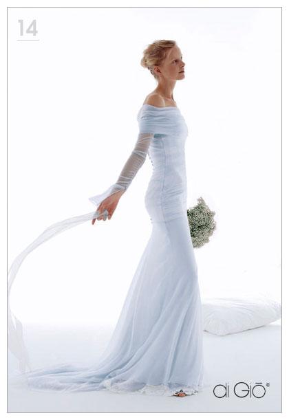 Inspiracie - svadobne saty - Le Spose di Gio - Classic 14 - mala morska vila