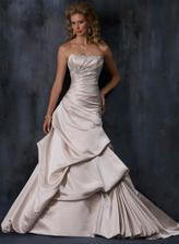 """Maggie Sottero - Carrie A - zase """"moja"""" sukna top nic moc"""
