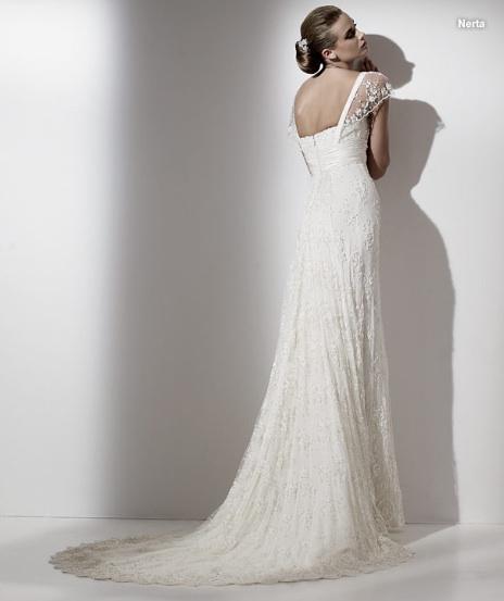 Inspiracie - svadobne saty - Ellie Saab for Pronovias 2011 - Nerta B - Ellie je proste pan navrhar