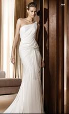 Pronovias 2011 - Fashion collection - Abril A - tieto by boli super popolnocne a zaroven nositelne aj na ine prilezitosti