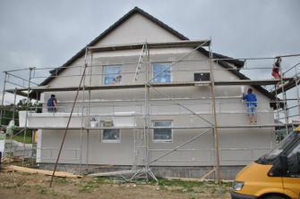 Příprava stěn pro polystyren