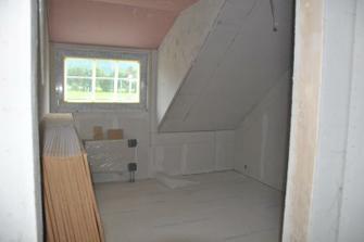 Nejmenší pokoj nahoře