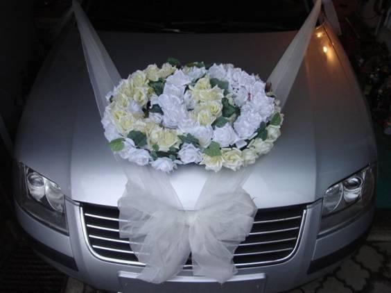 Vyzdoby svadobných  áut - Obrázok č. 7