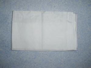 biela vreckovka