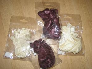 balóniky pre detičky