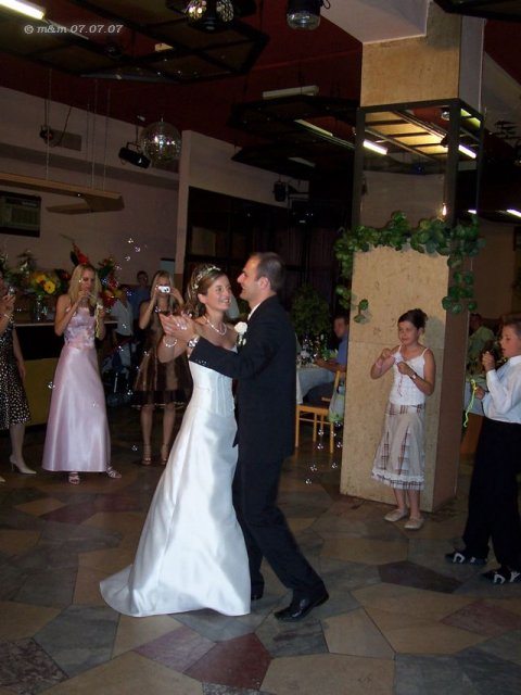 Mirka{{_AND_}}Michal Marekoví - Náš prvý neobyčajný tanec :-)