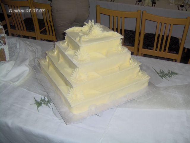 Mirka{{_AND_}}Michal Marekoví - Svadobná torta od svokrovcov