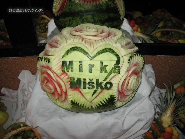 Mirka{{_AND_}}Michal Marekoví - Melónové prekvapenie od Peti