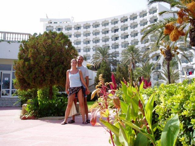 Mirka{{_AND_}}Michal Marekoví - Svadobná dovolenka Tunis-Sousse