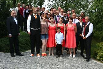 rodinná snídaňová:-)
