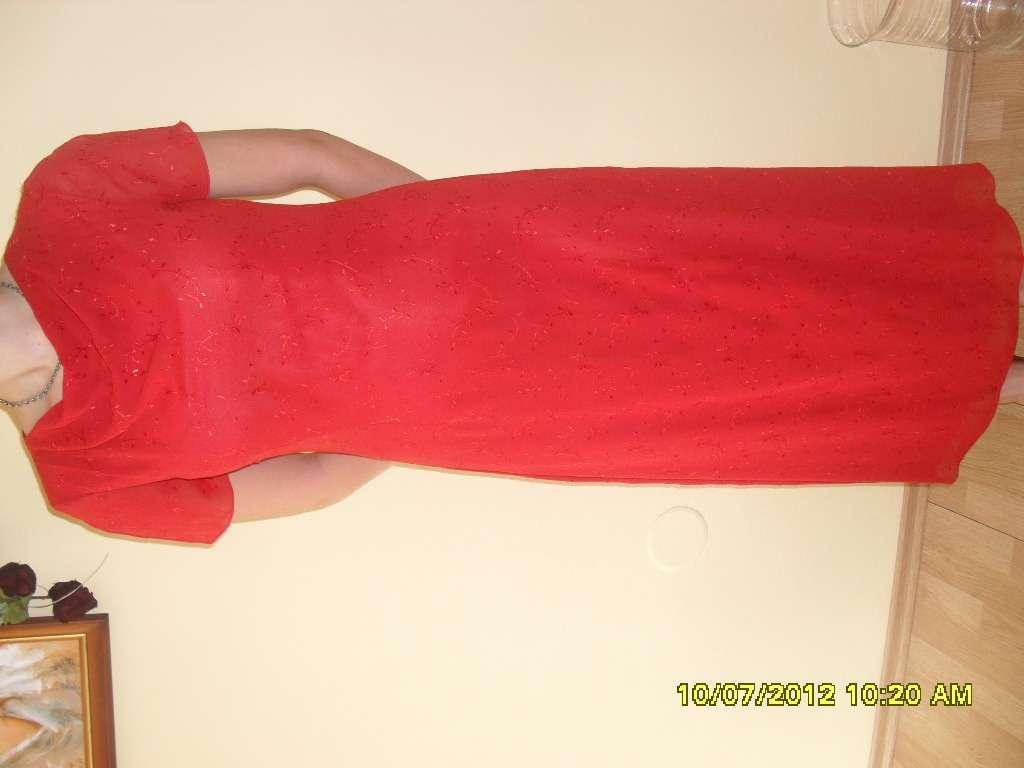 šifonové šaty  - Obrázok č. 1