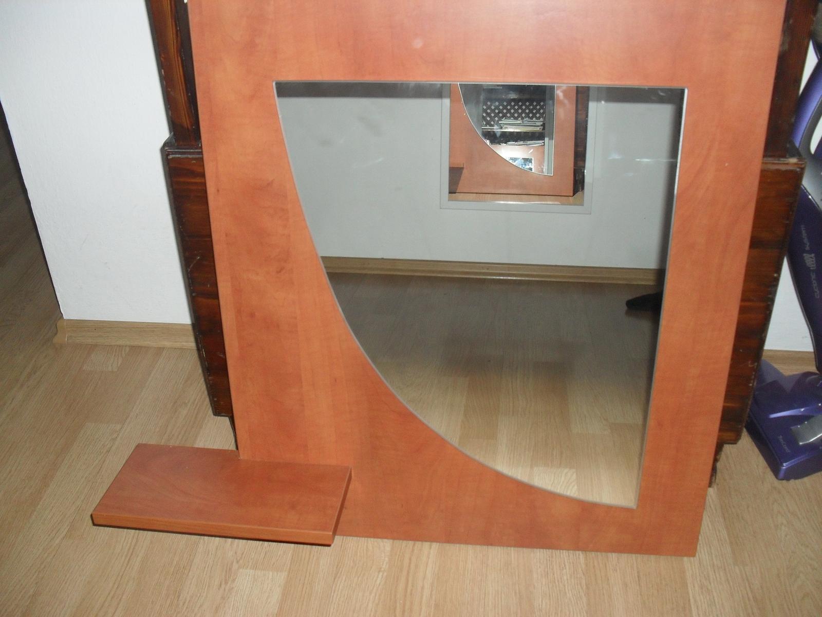 zrkadlo s poličkou - Obrázok č. 1