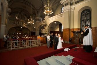 V Evanjelickom kostole v Presove