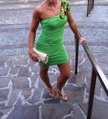kvalitné šaty, 36